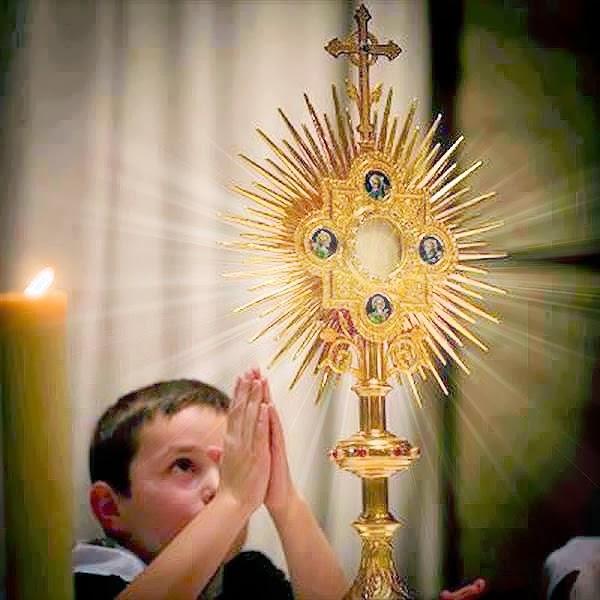 Adoracion al santisimo sacramento del altar online dating