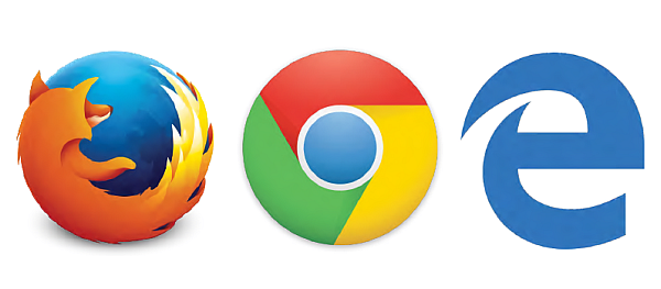 Firefox vs. Chrome vs. Edge