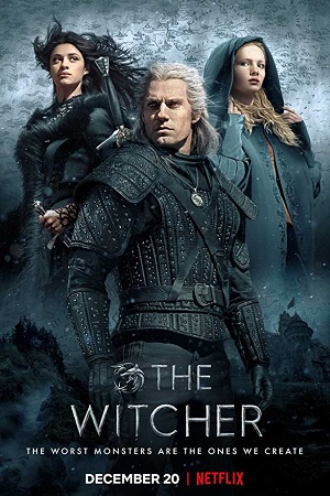 The Witcher (2019) S01 All Episode [Season 1]Dual Audio [Hindi+English] Complete Download 480p 720p