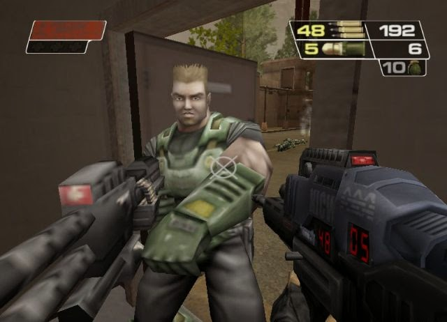 Red Faction 2 PC Games Gameplay