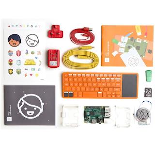 Un kit d'ordinateur programmable pour les enfants