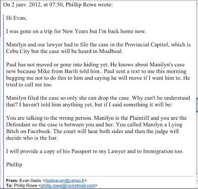 """Philip Rowe """"AKA"""" Americano. A different kind of sexpat"""