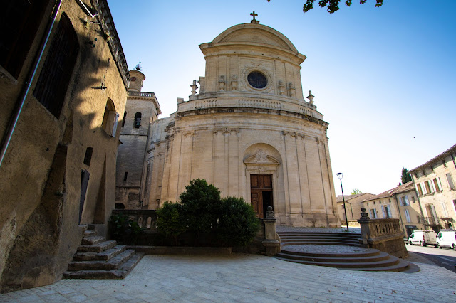 Chiesa di St. Etienne-Uzes