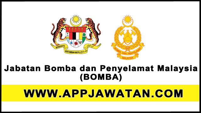 Jabatan Bomba dan Penyelamt Malaysia (JBPM)