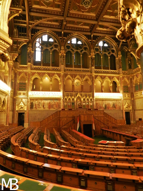 visita parlamento di budapest camera parlamentari