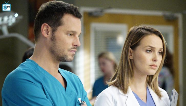 Grey's Anatomy - Episode 13.06 - Roar - Promo, Sneak Peeks, Promotional Photos & Press Release