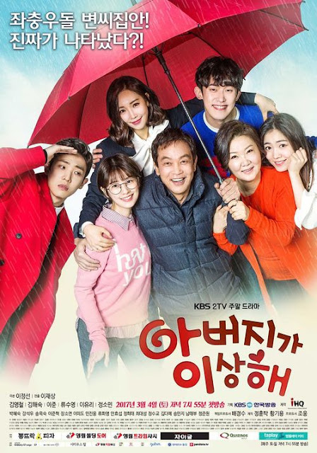 Sinopsis Drama Korea My Father Is Strange