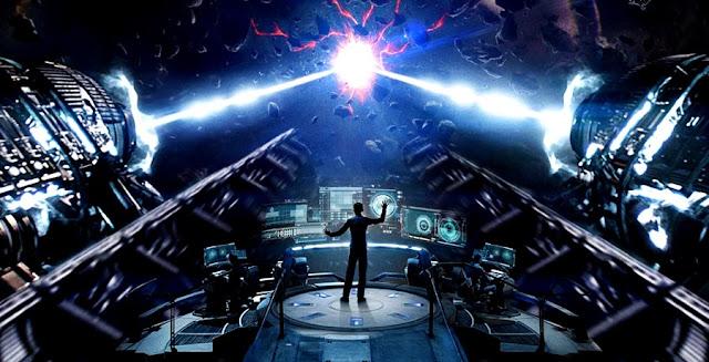 Efecte speciale fabuloase în filmul sci-fi Ender's Game