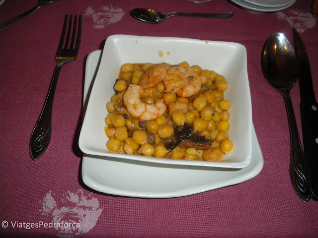 Anoia, Barcelona, gastronomia catalana