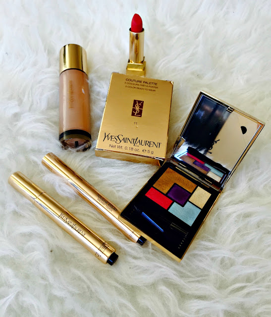 Fitness And Chicness-Ideas Regalos Navidad Maquillaje YSL-1