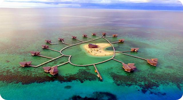 Paket Tour Wisata Pulo Cinta - Gorontalo 3 Hari 2 Malam