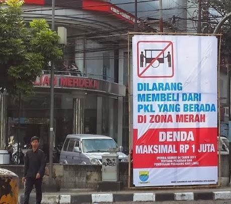 Best Practices: Strategi Penataan PKL di Kota Bandung