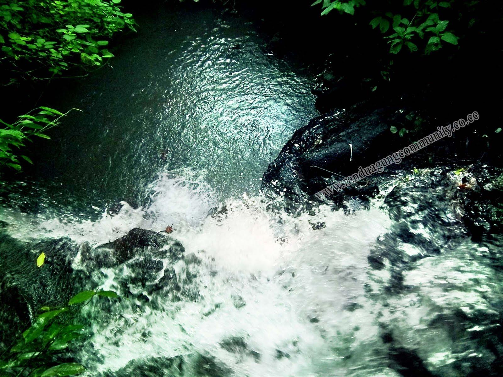 Air Terjun Tancak Ranulogong