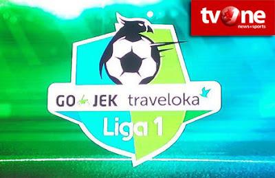 Jadwal Liga 1 Gojek Traveloka Pekan Ke-6 TVONE