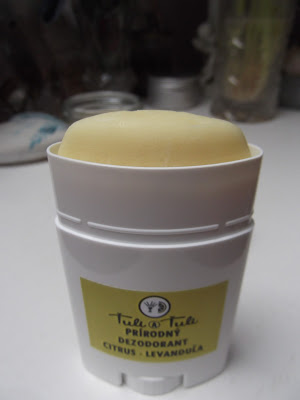 dezodorant citrus - levanduľa