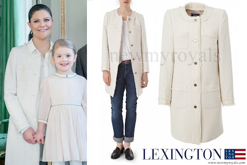 Princess Victoria Wore Lexington Company Lori Jacket