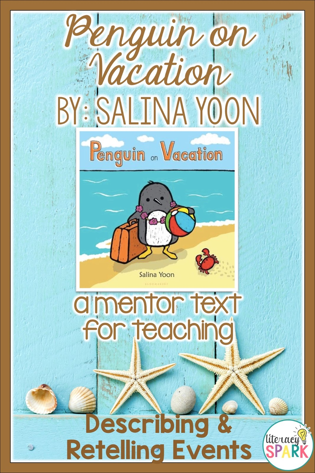 Flip Flops, Beach Chairs, & Great Reads: Penguin on Vacation ...