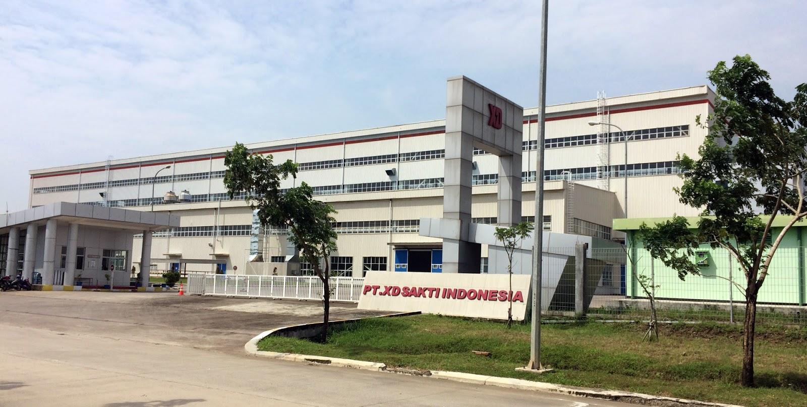 Loker Terbaru 2018 Bekasi Via Email PT XD Sakti Indonesia Kawasan KITIC