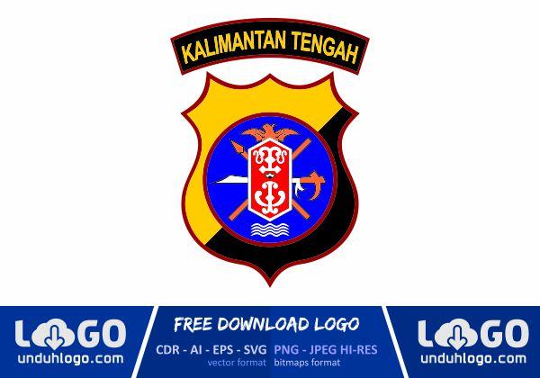Logo Polda Kalimantan Tengah