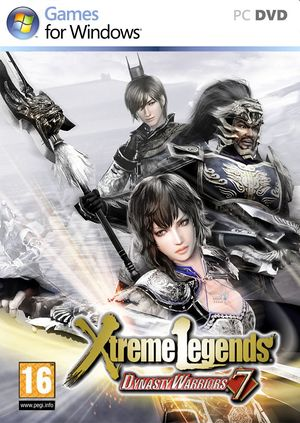DYNASTY WARRIORS 7 Xtreme Legends Definitive Edition PC Games Free Download Full - www.redd-soft.com