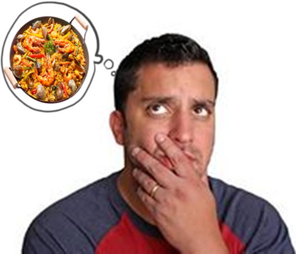 Pensando em comida