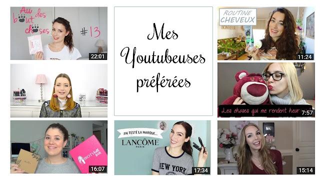 Mes Youtubeuses préférées