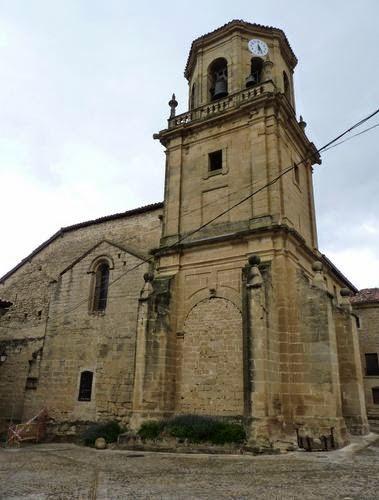 Iglesia de la Asunción, Sajazarra.