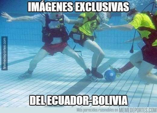bolivia ecuador memes