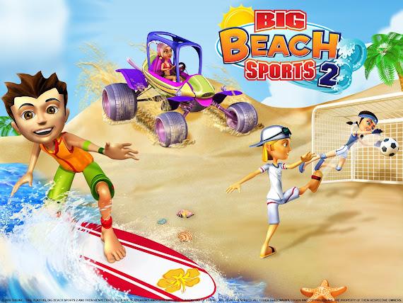 Big Beach Sports 2 download besplatne pozadine za desktop 1600x1200