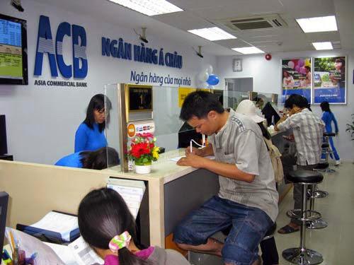 Vay mua xe ô tô ngân hàng Á Châu - ACB