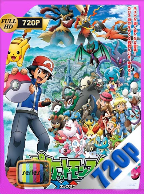 Pokemon temporada 12-13-14-15-16-17-18 HD [720P] Latino [GoogleDrive] RijoHD