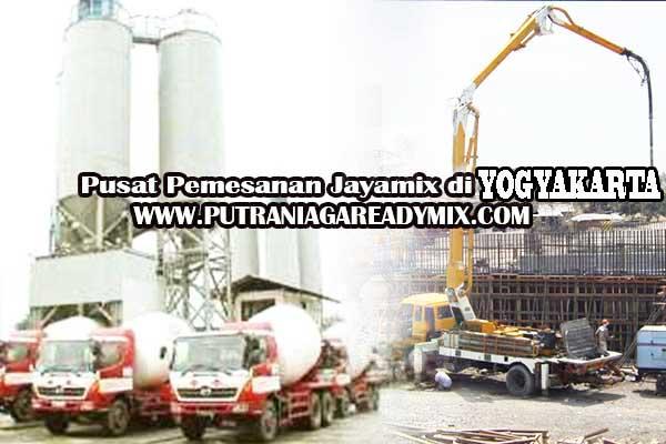 Harga Beton Jayamix Yogyakarta (Jogja)