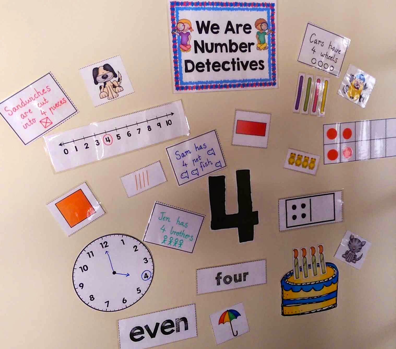Are You Ready To Be A Number Detective
