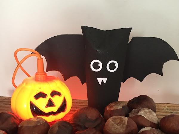 Chocolade Oreo Cupcakes en Halloween Vleermuizen