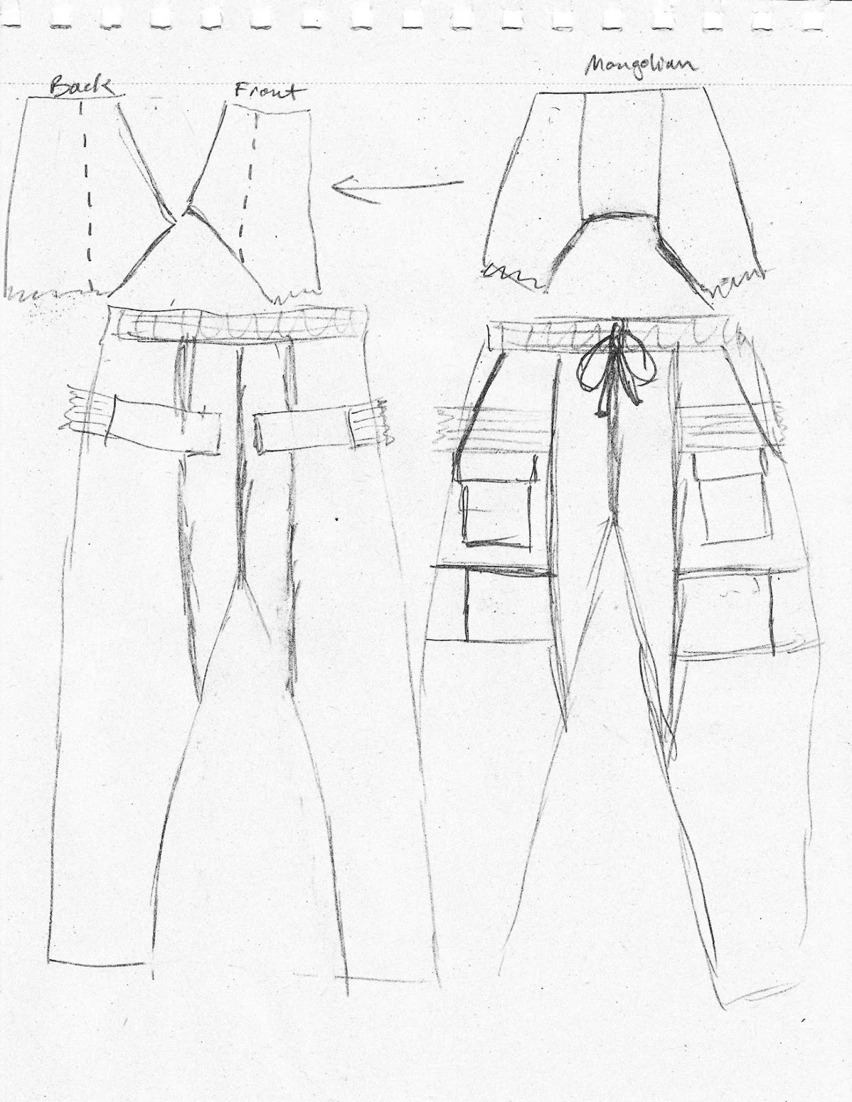 Sewing Box Designs Commission Idealian 72 Awesome Pants
