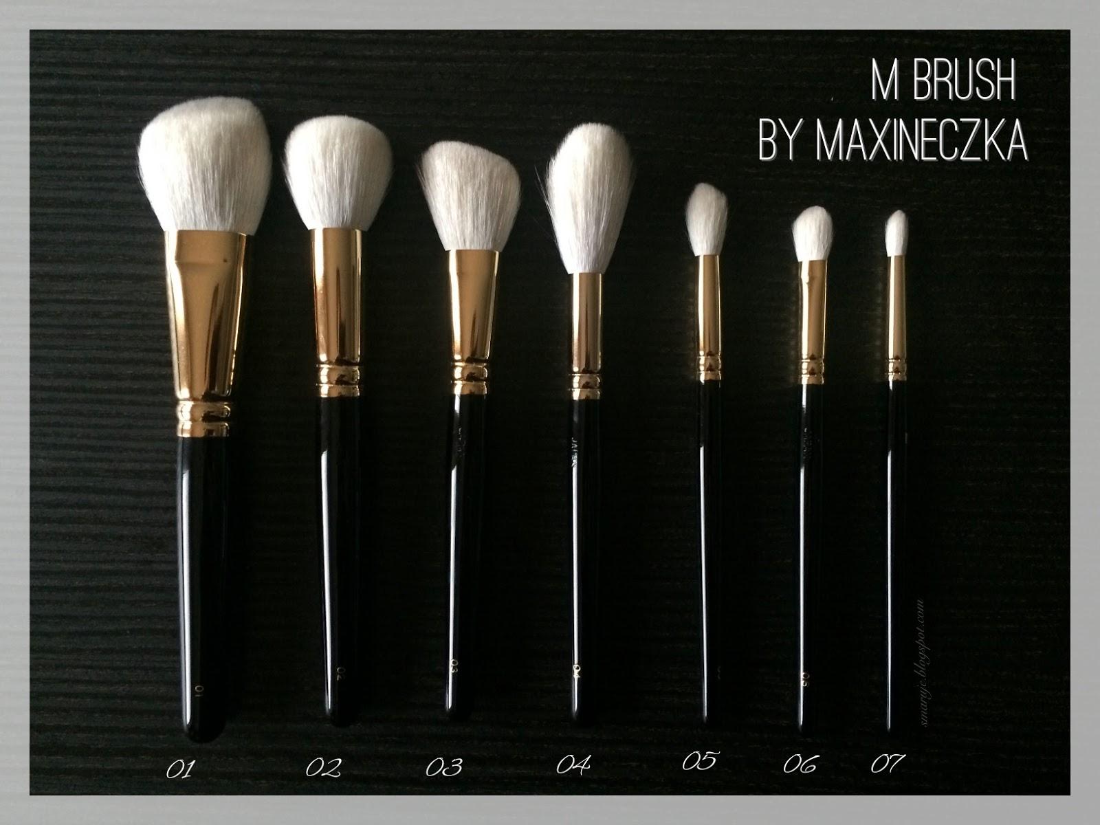 M Brush by Maxineczka – pierwsze wrażenia