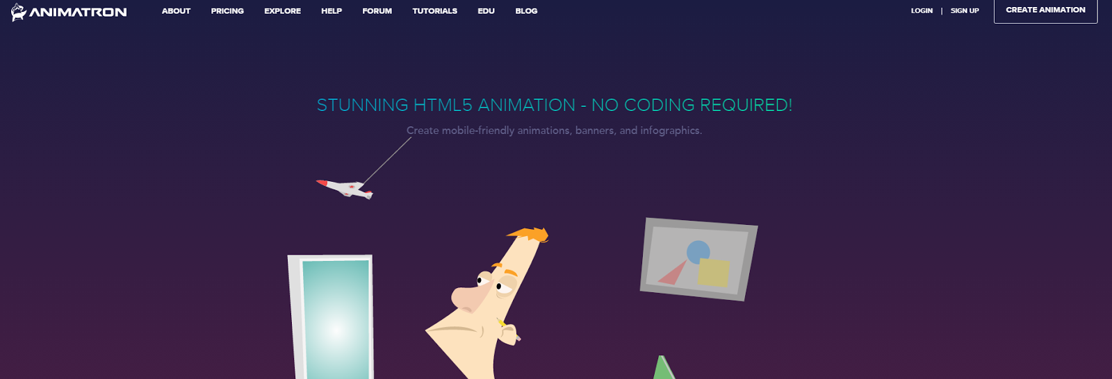Coding Defined: HTML5 Animation Tools for Designers and