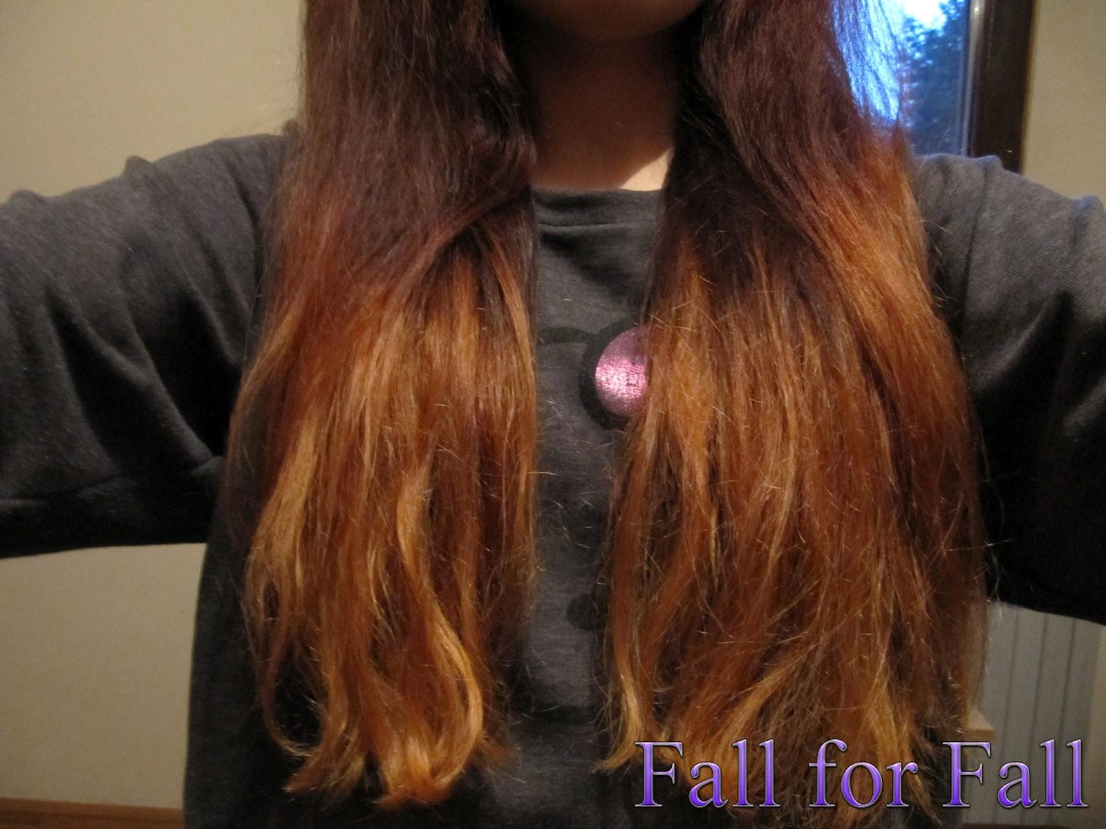 Blonde Hair Dye Turned My Roots Orange Red Hair Colors