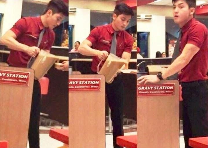 Christopher Sengseng KFC manager