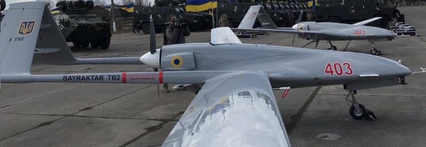 Україна хоче купити більше турецьких ударних дронів