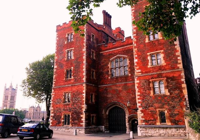 London Lambeth palace