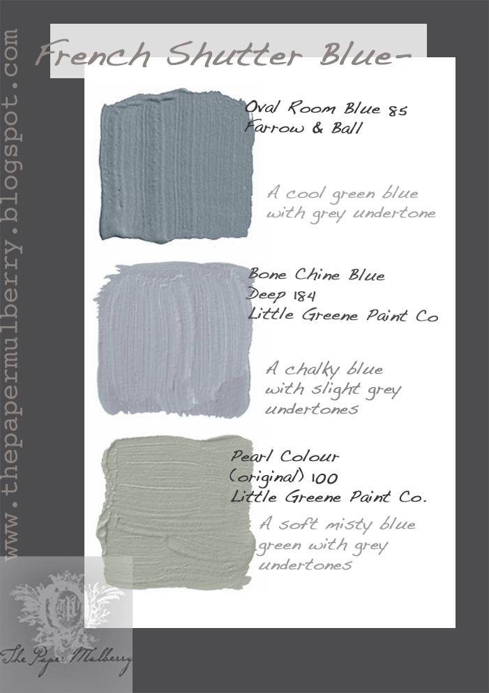 soft grey paint - The Paper Mulberry: Exterior Paint Shades Part 2 soft grey paint