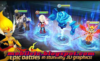 Download Game Summoners War Sky Arena Mod Untuk Android