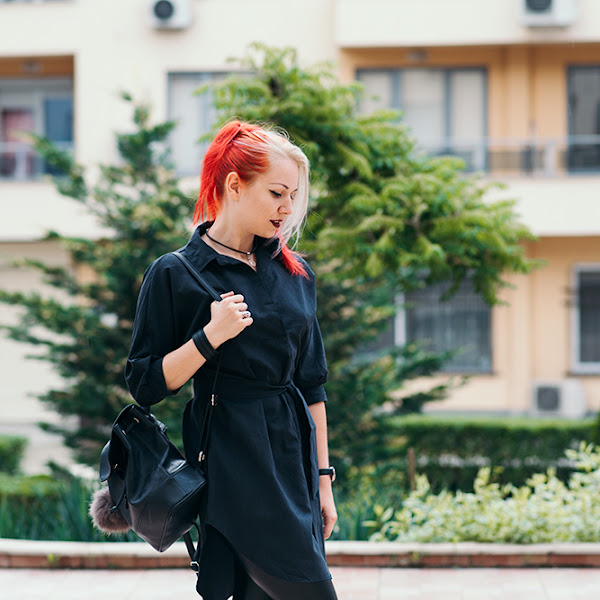 OOTD Antonia: Back In Black