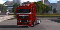 ETS2 Caminhão - Man TGX 2010 V.4.3 Para V.1.28.X By: XBS