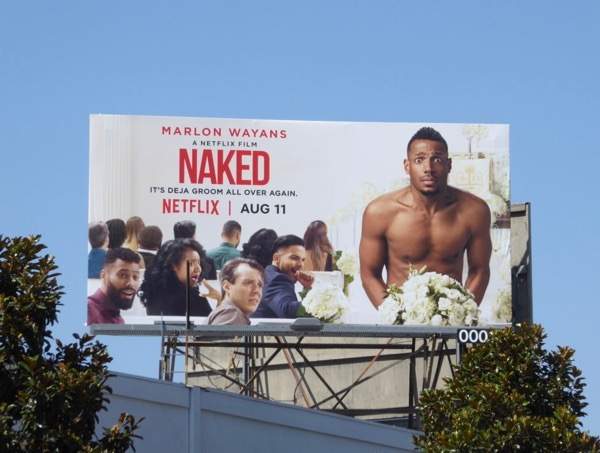 Daily Billboard: Naked film and Marlon series premiere TV billboards