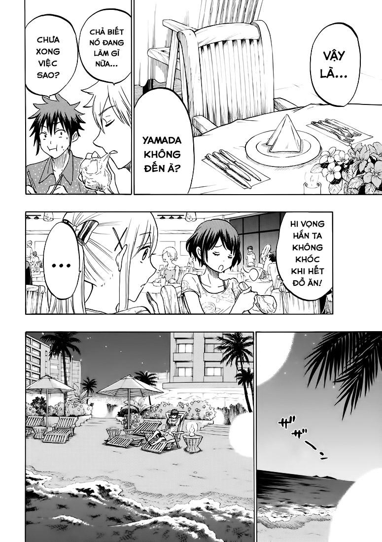 Yamada-kun to 7-nin no majo chap 203 Trang 13 - Mangak.info