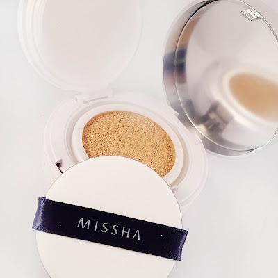 Missha Magic Cushion Make-Up Review