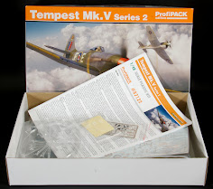 Build Guide: 1/48th scale Hawker Tempest Mk/V Series II w/ Barracuda Studios additions...