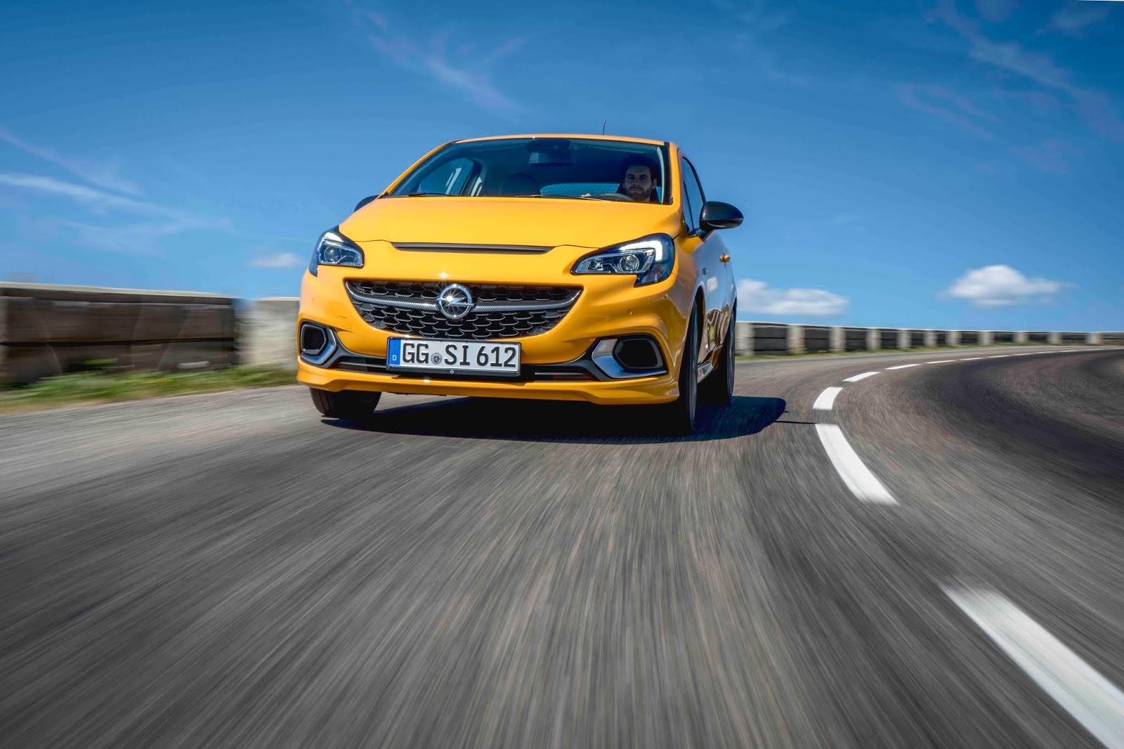 Essai du WE : Opel Corsa GSi, prix canon avant la